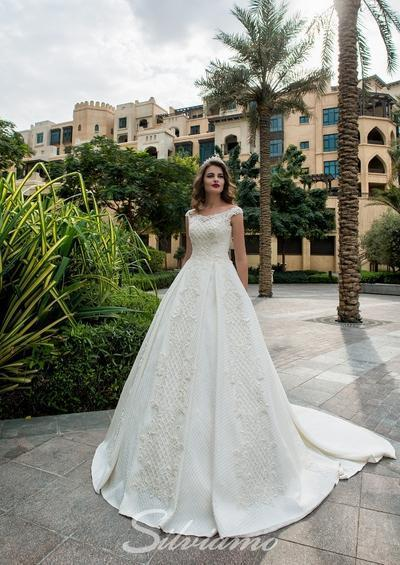 Wedding Dress Silviamo S-395 - Annabella