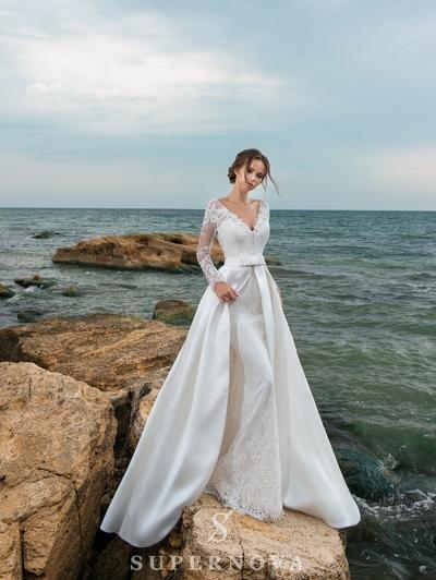 Wedding Dress Supernova SN-041-Patricia