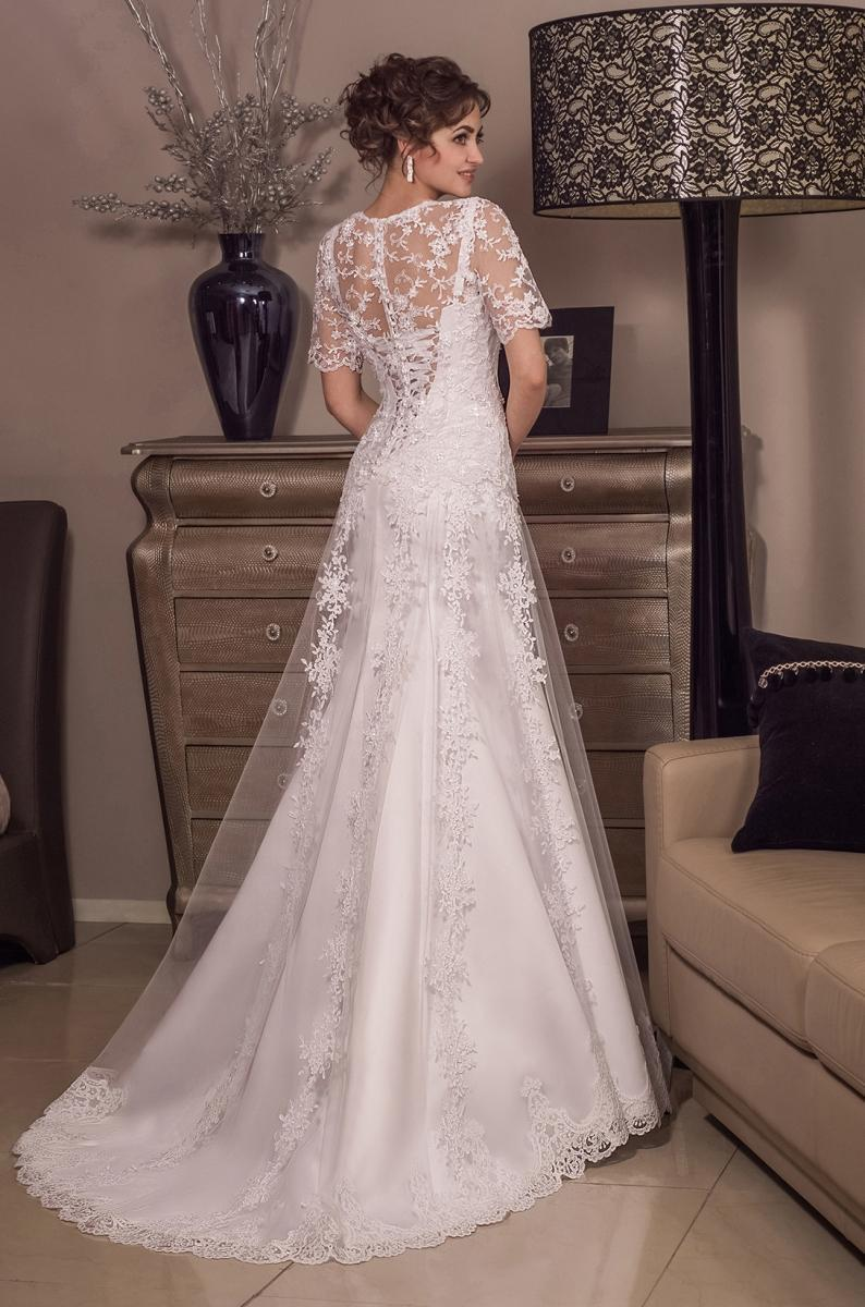 Свадебное платье Angelica Sposa 4141
