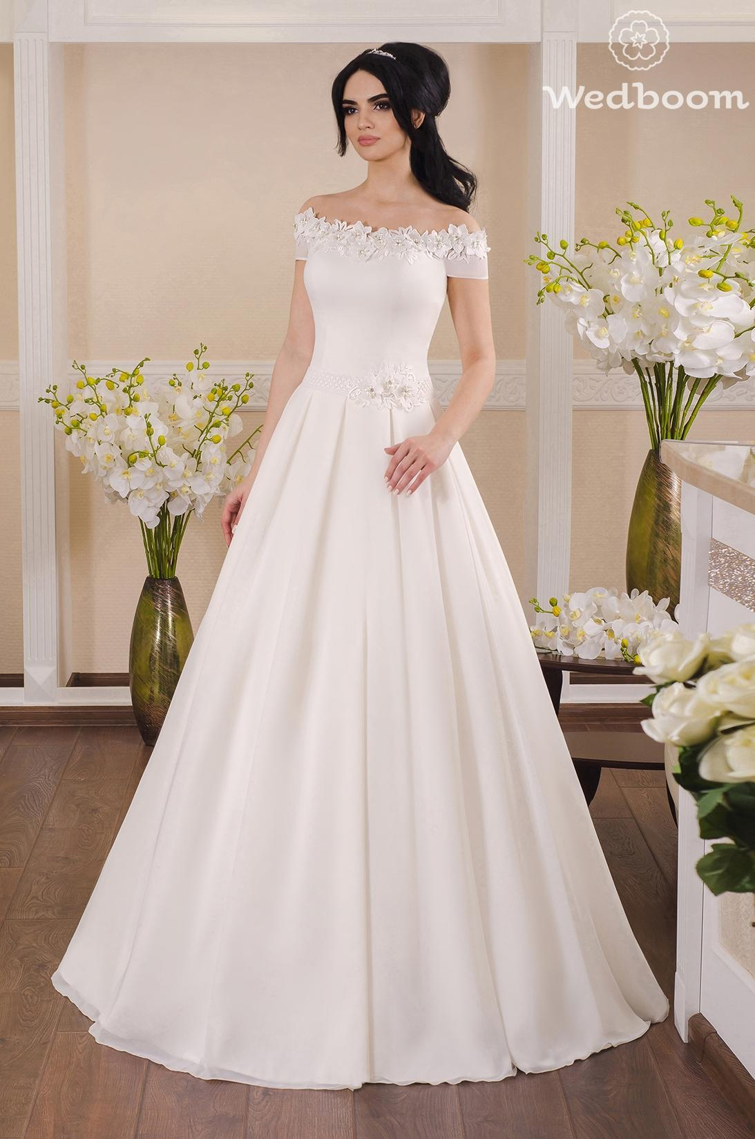 Bouquet Sposa Online.Wedding Dress Angelica Sposa 4151 Wedboom Eu Online Store