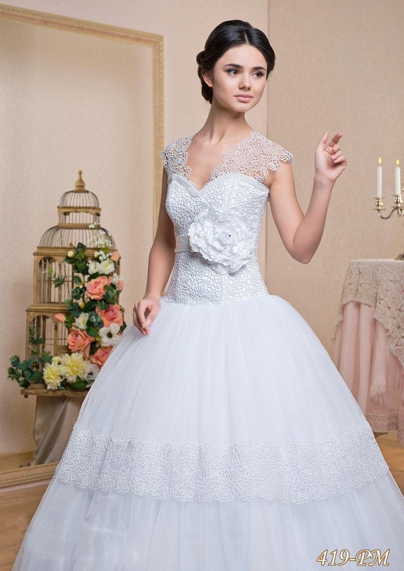 Свадебное платье Pentelei Dolce Vita 419-PM