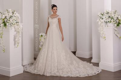 Wedding Dress Angelica Sposa 4193