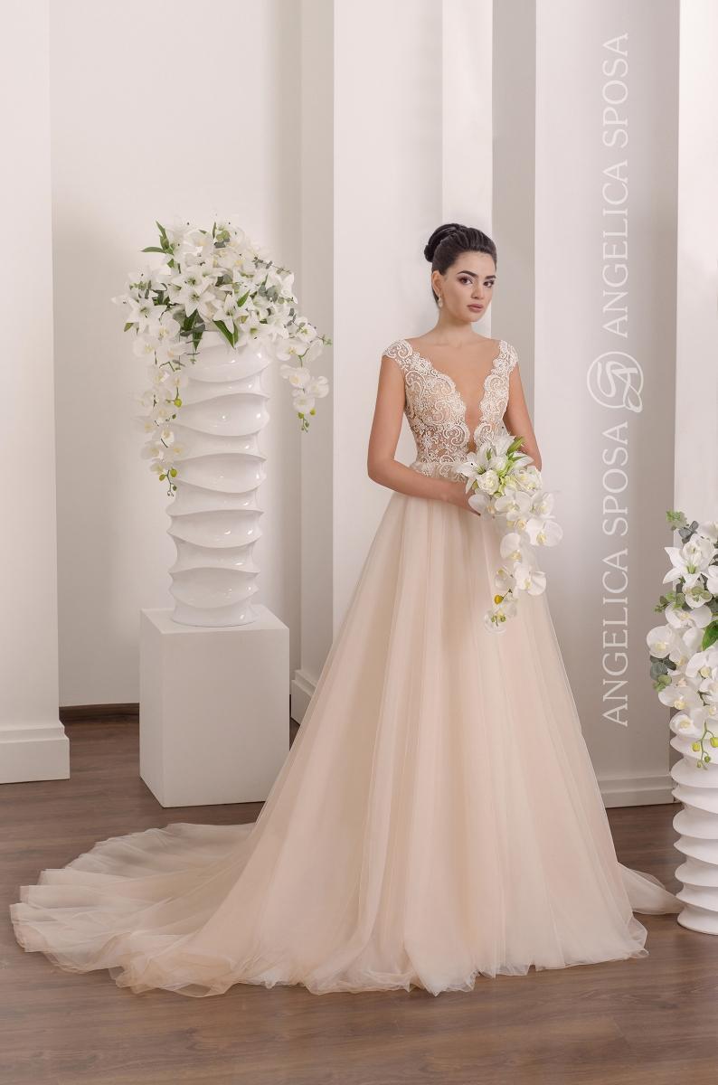 Suknia ślubna Angelica Sposa 4195
