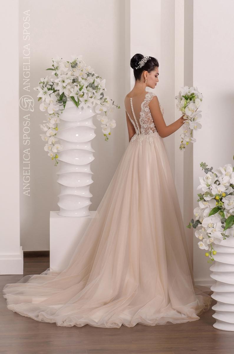 Свадебное платье Angelica Sposa 4195