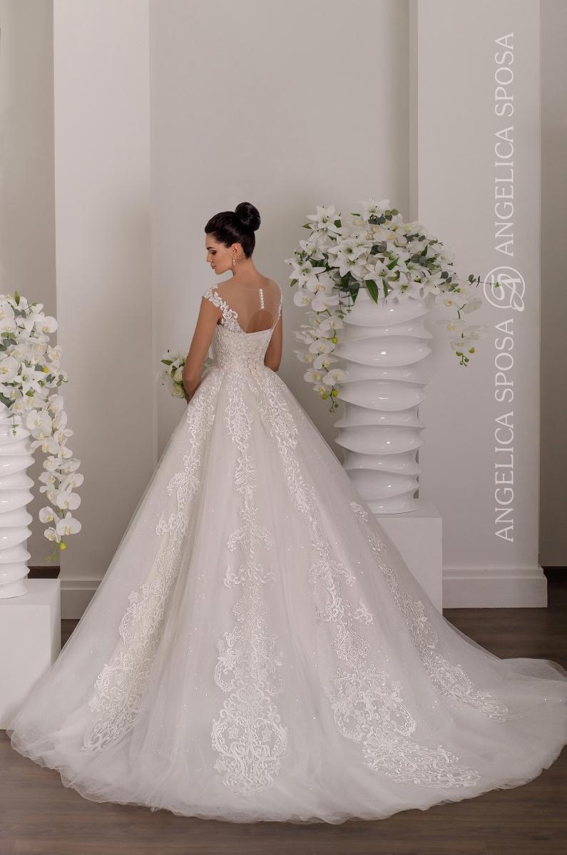 Свадебное платье Angelica Sposa 4197