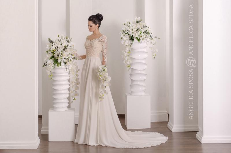 Свадебное платье Angelica Sposa 4198