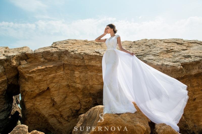 Свадебное платье Supernova SN-042-Pema