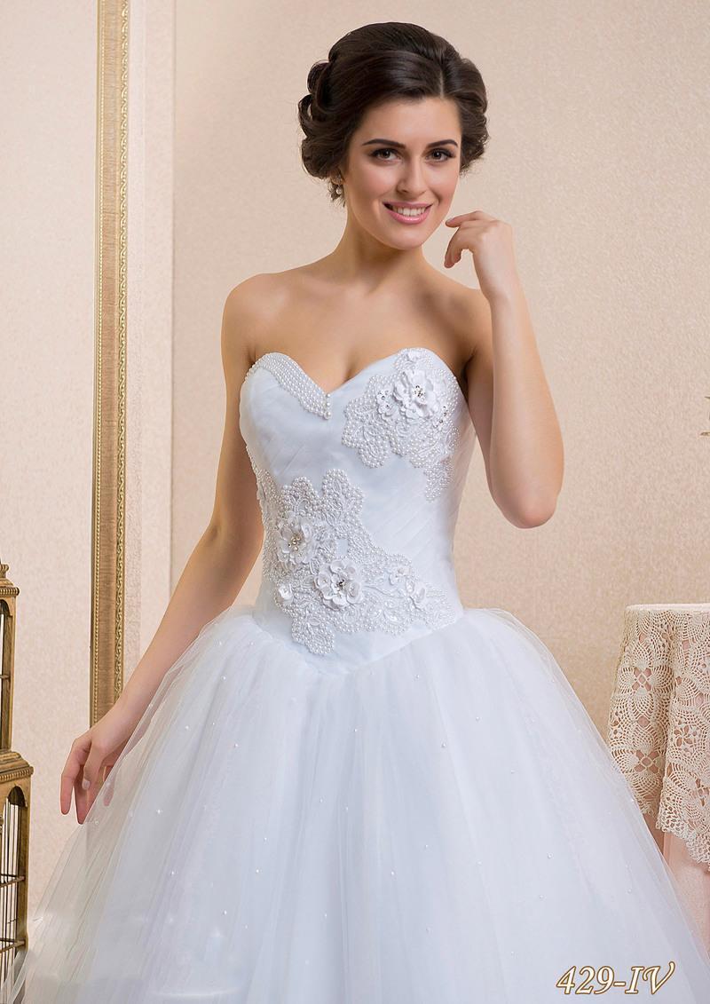 Свадебное платье Pentelei Dolce Vita 429-IV