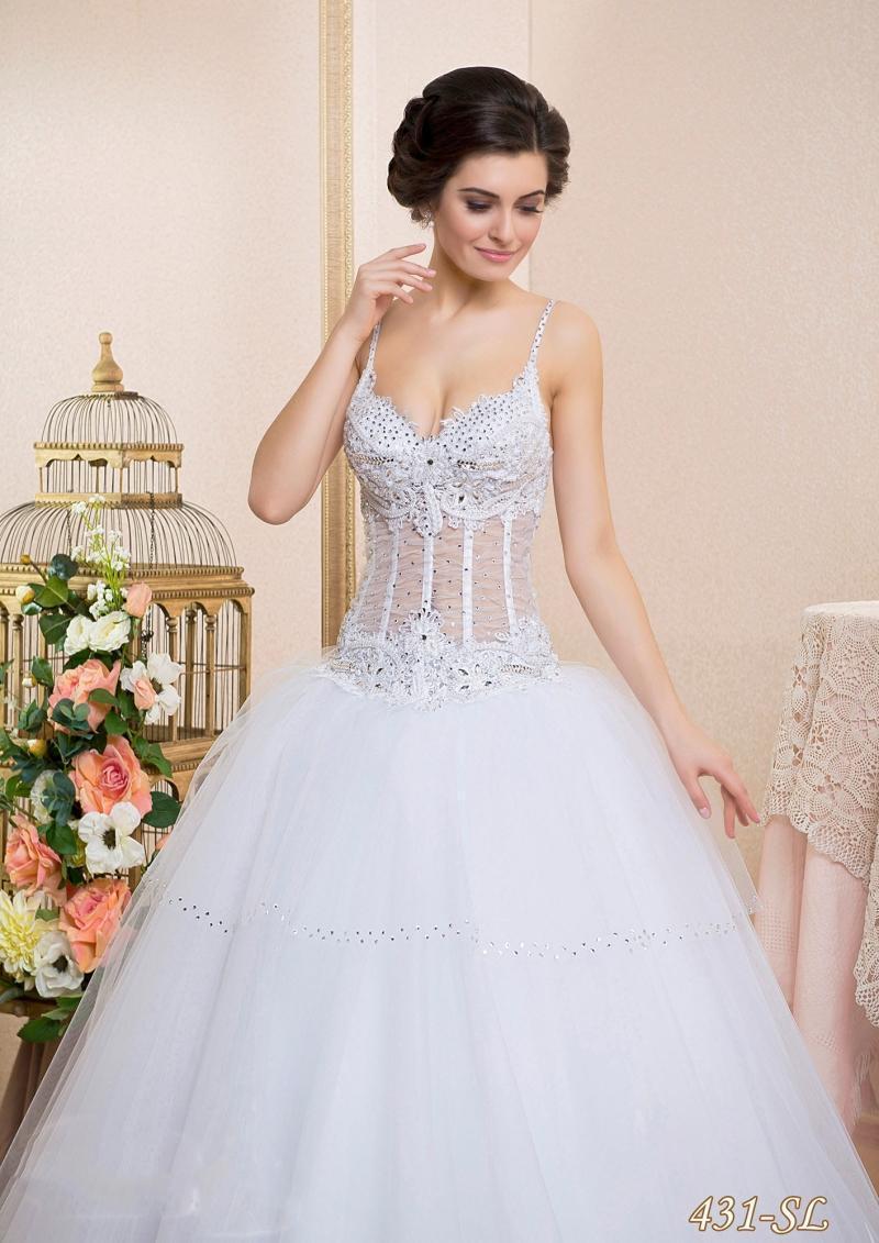 Свадебное платье Pentelei Dolce Vita 431-SL