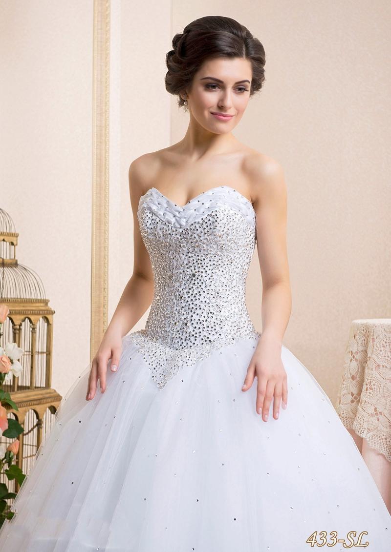 Свадебное платье Pentelei Dolce Vita 433-SL