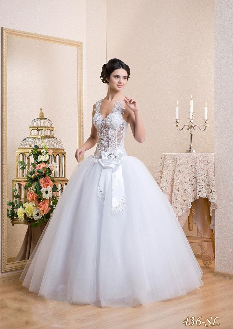 Свадебное платье Pentelei Dolce Vita 436-SL