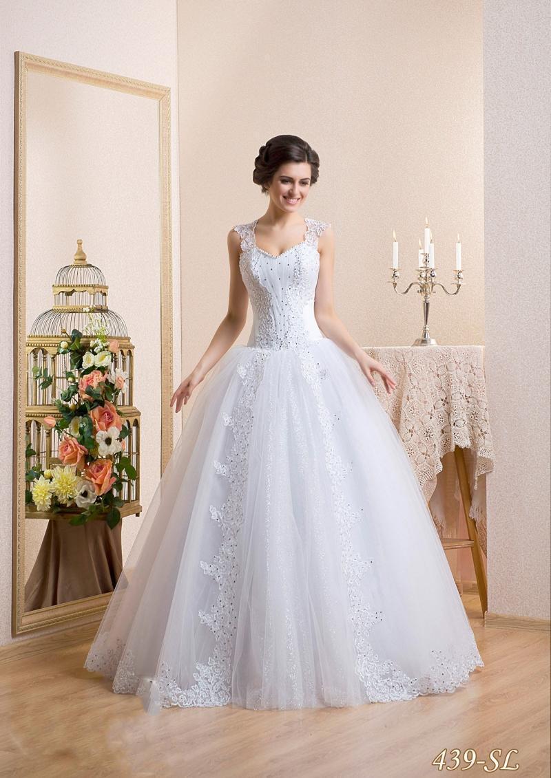 Свадебное платье Pentelei Dolce Vita 439-SL