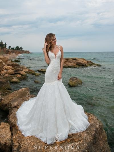 Wedding Dress Supernova SN-044-Penny