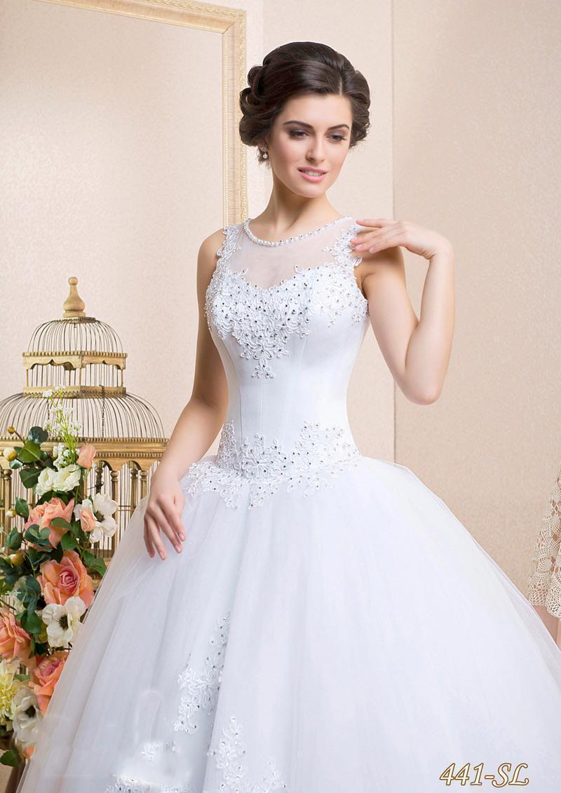 Свадебное платье Pentelei Dolce Vita 441-SL