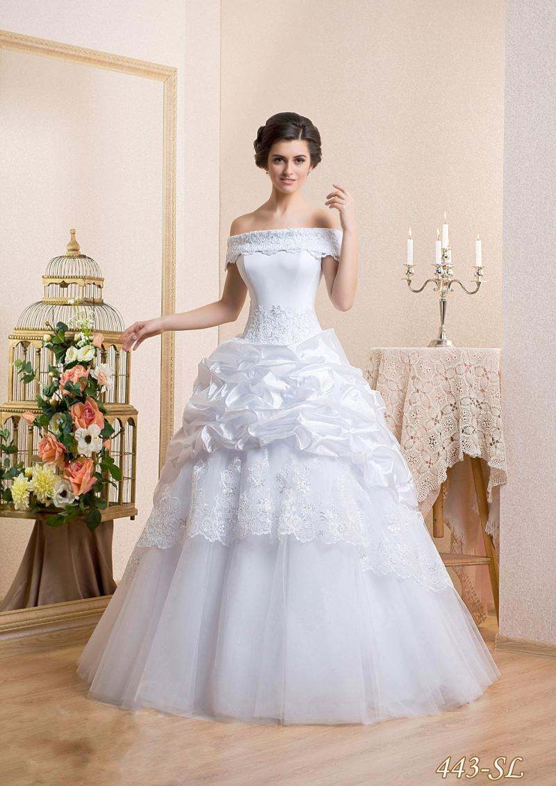 Wedding Dress Pentelei Dolce Vita 443-SL