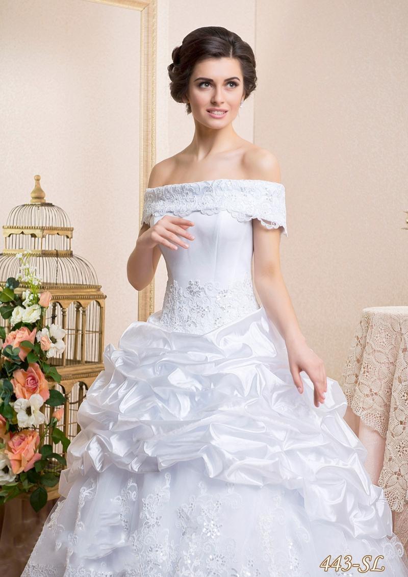 Свадебное платье Pentelei Dolce Vita 443-SL