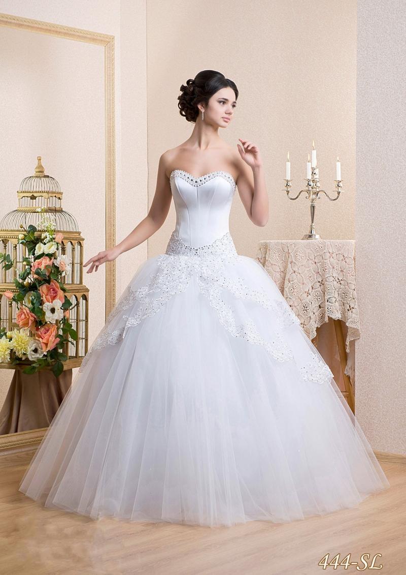 Свадебное платье Pentelei Dolce Vita 444-SL