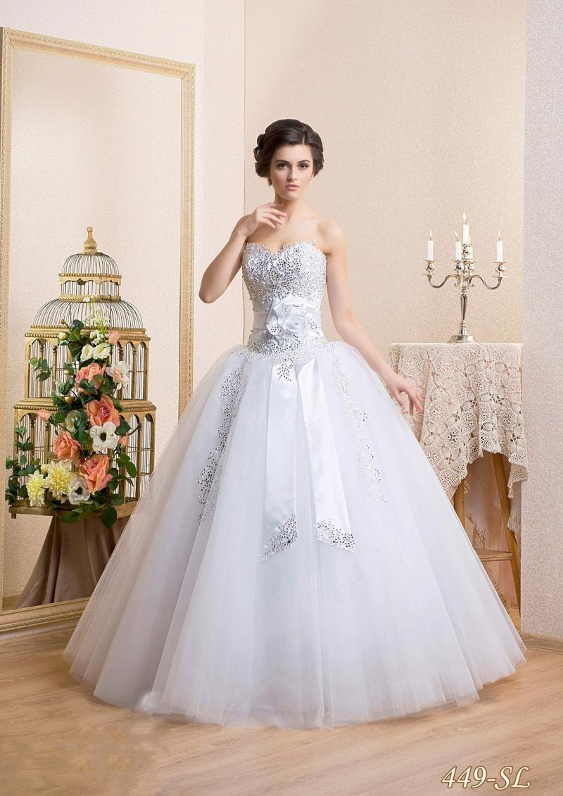 Wedding Dress Pentelei Dolce Vita 449-SL