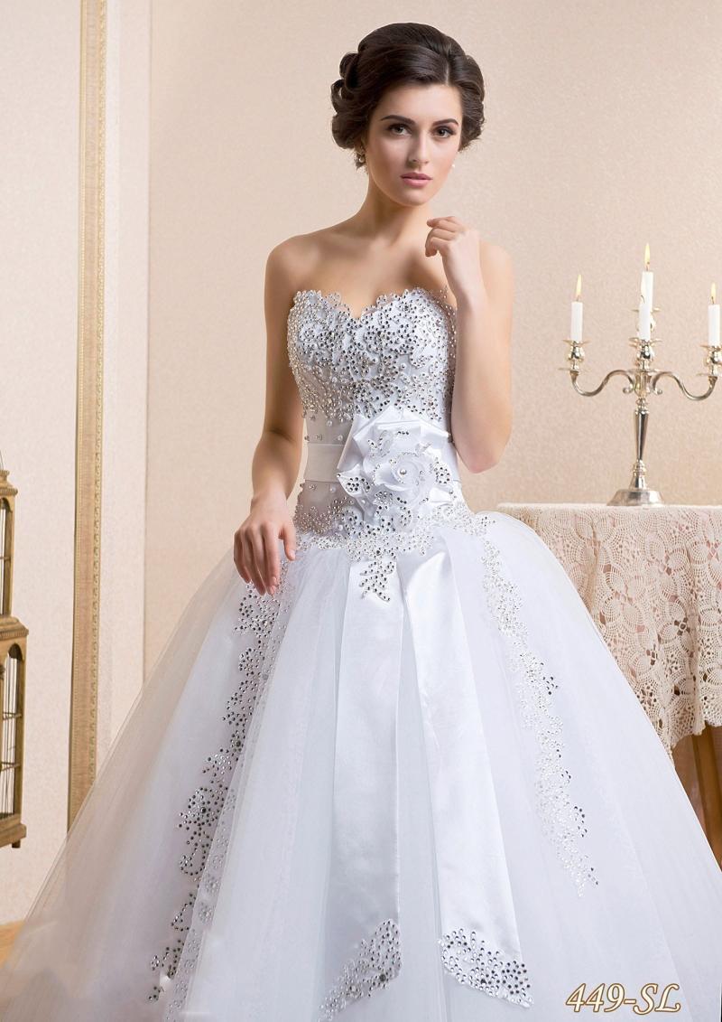 Свадебное платье Pentelei Dolce Vita 449-SL