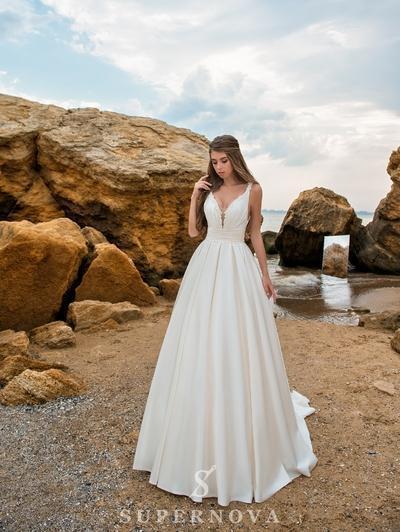 Wedding Dress Supernova SN-045-Pili