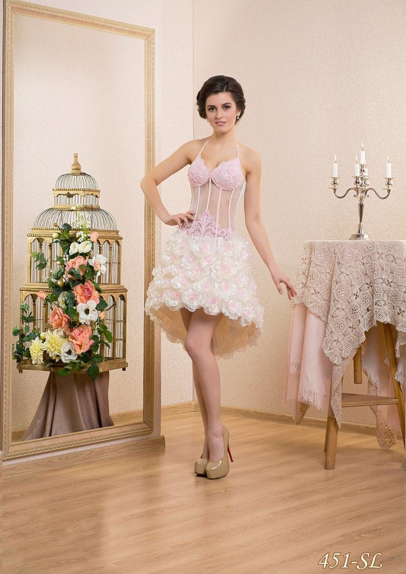 Свадебное платье Pentelei Dolce Vita 451-SL