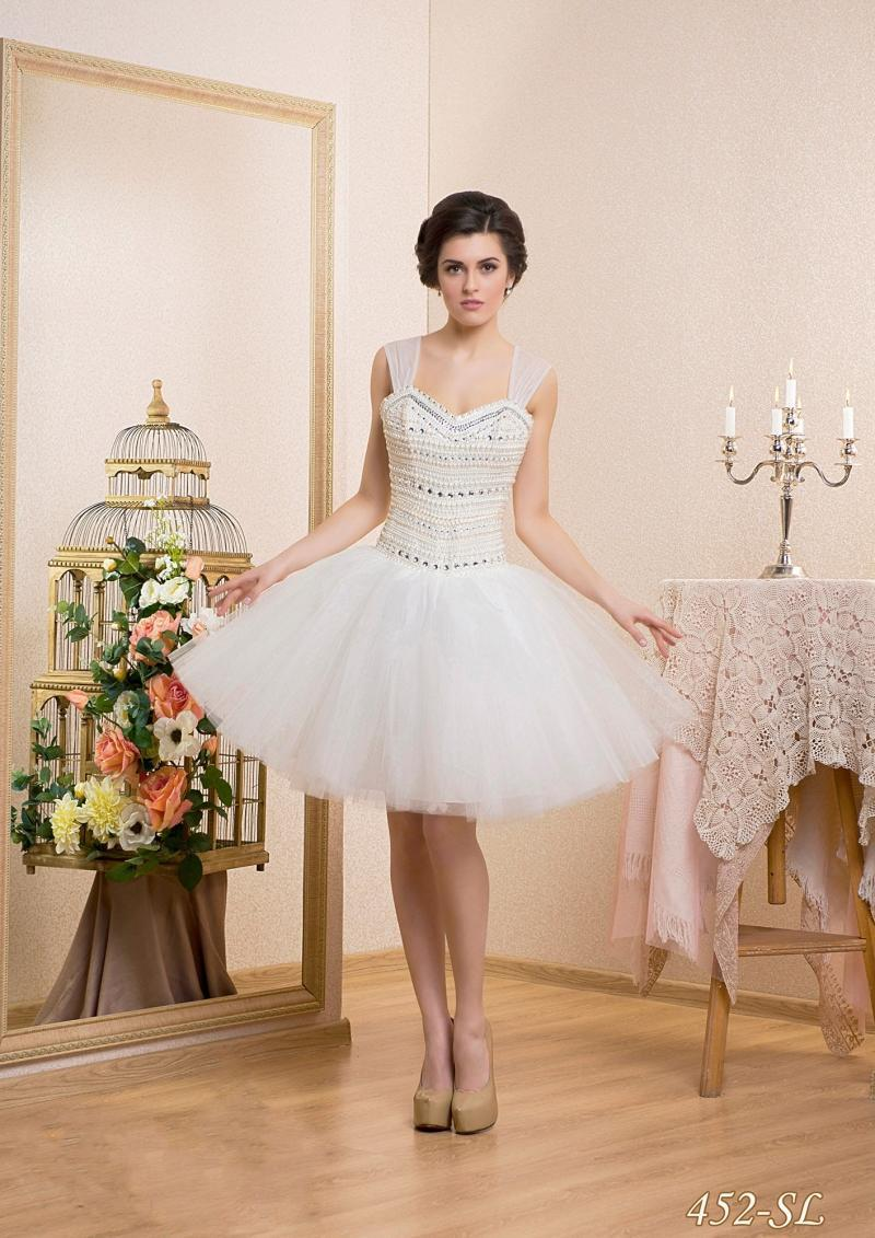 Wedding Dress Pentelei Dolce Vita 452-SL