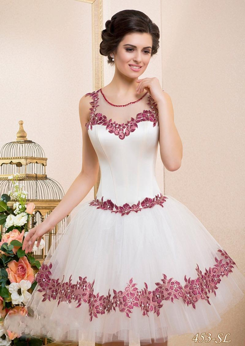 Свадебное платье Pentelei Dolce Vita 453-SL