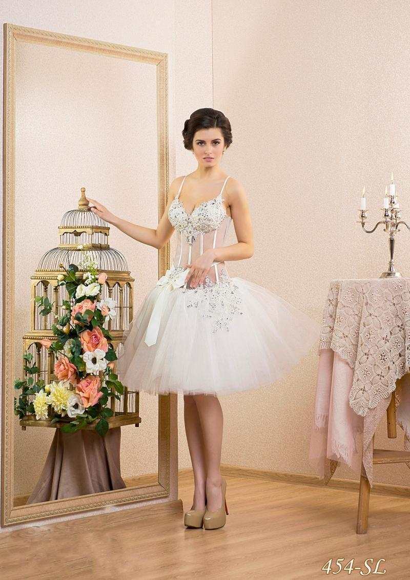 Wedding Dress Pentelei Dolce Vita 454-SL