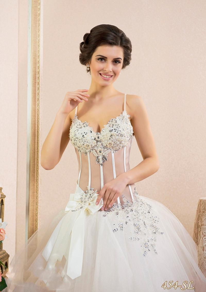 Свадебное платье Pentelei Dolce Vita 454-SL