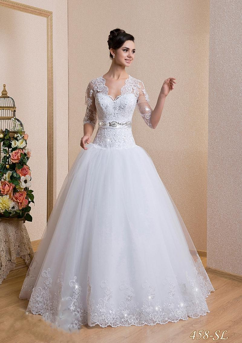 Wedding Dress Pentelei Dolce Vita 458-SL