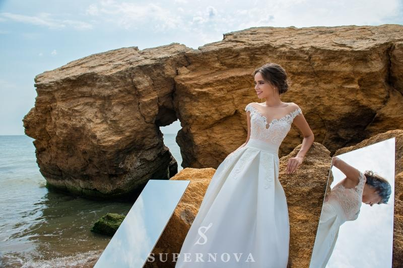 Свадебное платье Supernova SN-046-Patsy