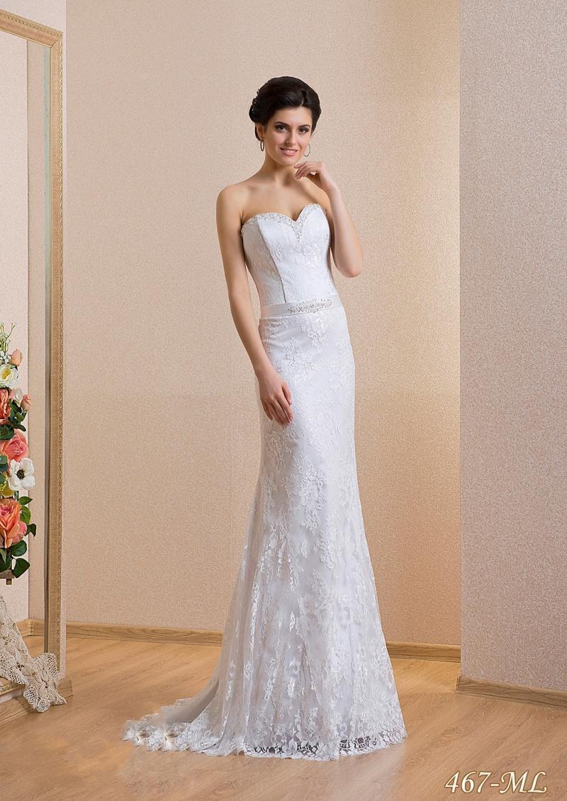 Свадебное платье Pentelei Dolce Vita 467-ML