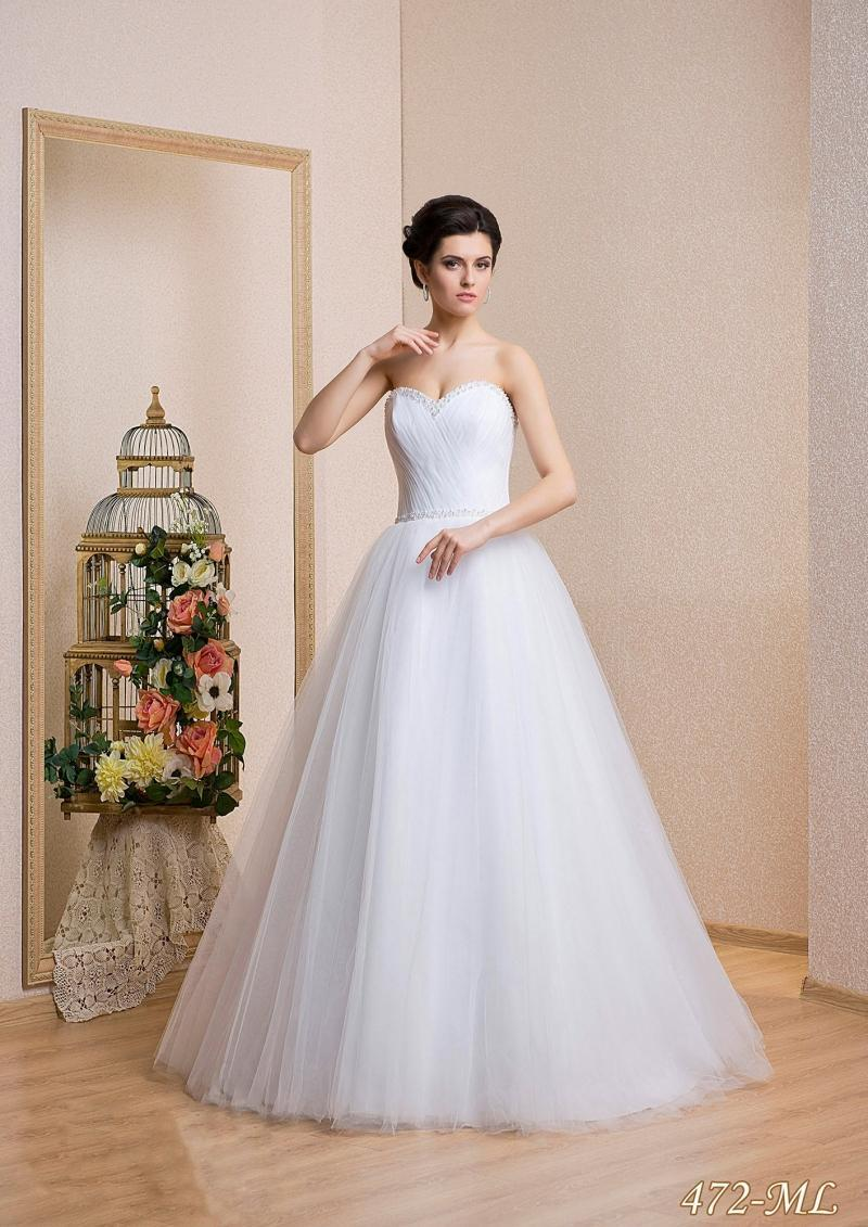 Wedding Dress Pentelei Dolce Vita 472-ML