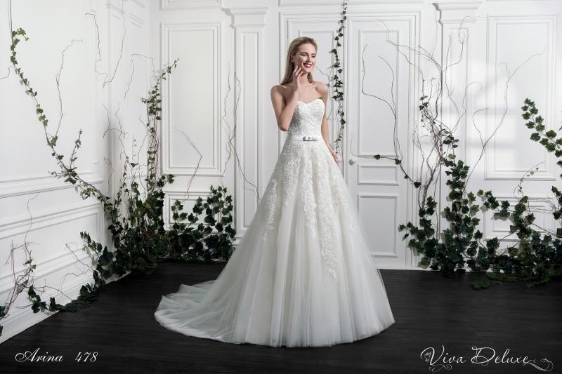 Свадебное платье Viva Deluxe Arina