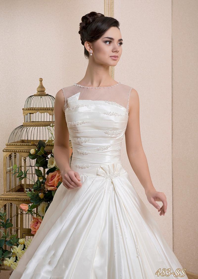 Свадебное платье Pentelei Dolce Vita 483-SS