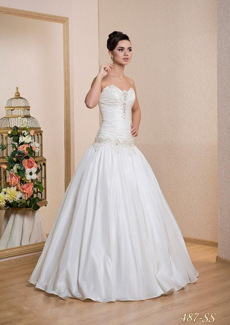 Wedding Dress Pentelei Dolce Vita 487-SS