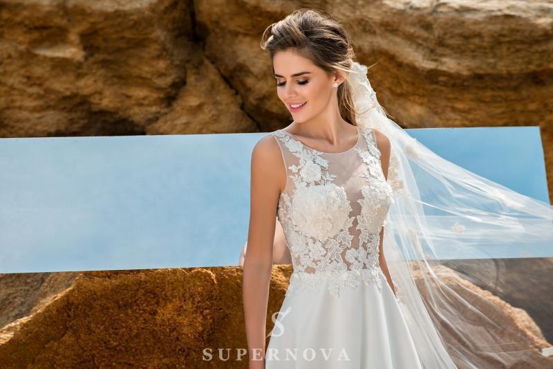Свадебное платье Supernova SN-049-Pia