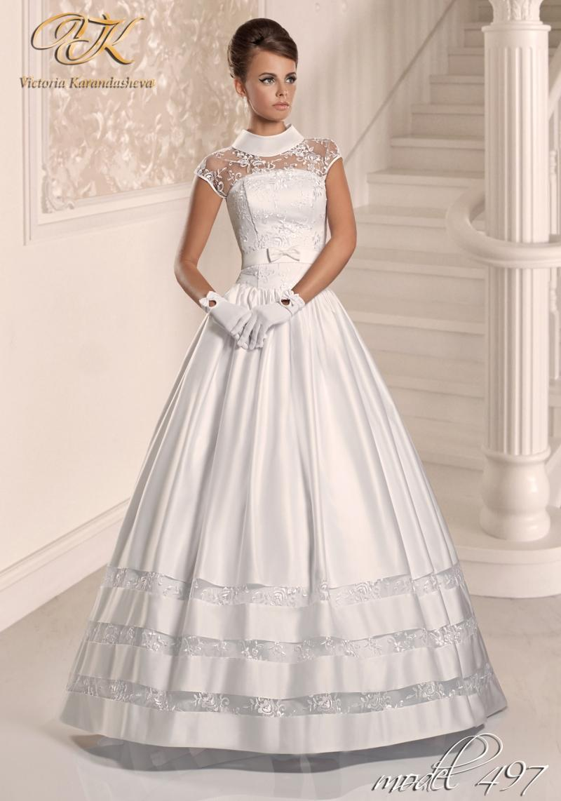 Wedding Dress Victoria Karandasheva 497