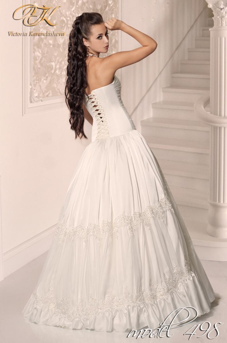 Свадебное платье Victoria Karandasheva 498