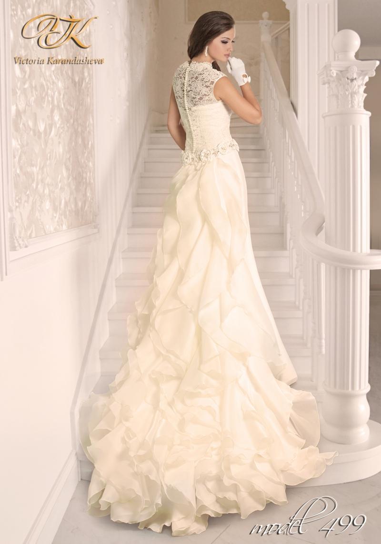 Свадебное платье Victoria Karandasheva 499