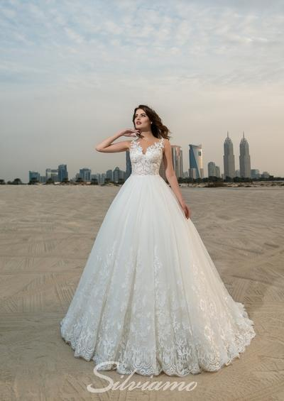 Wedding Dress Silviamo S-396 - Alisa