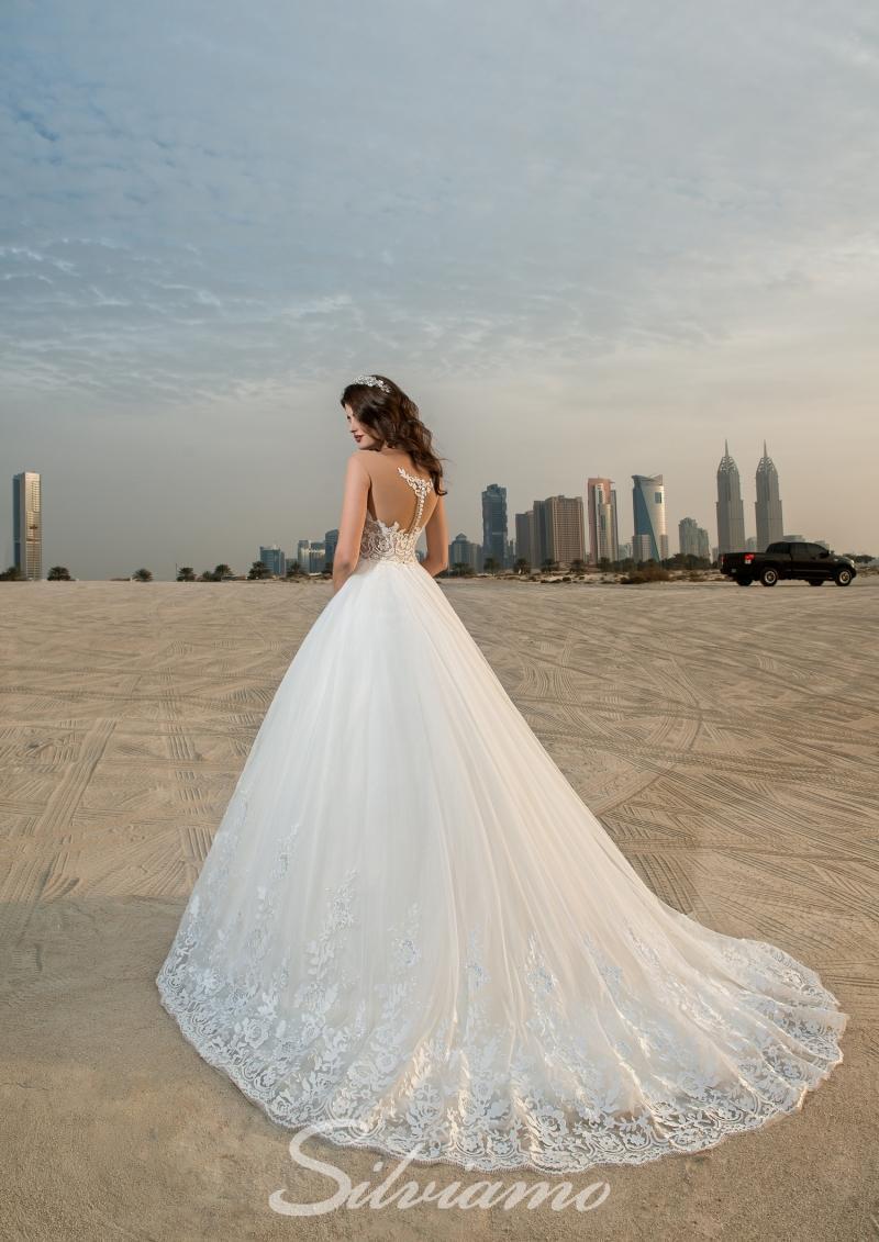Свадебное платье Silviamo S-396 - Alisa