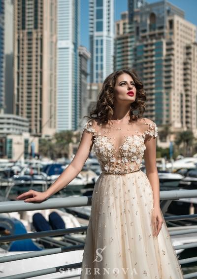 Свадебное платье Supernova SN-004-Diora