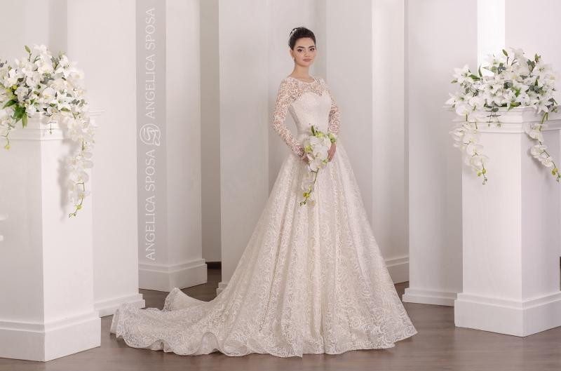 Brautkleid Angelica Sposa 5000