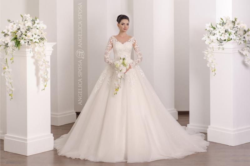Brautkleid Angelica Sposa 5001