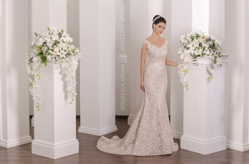 Свадебное платье Angelica Sposa 5002