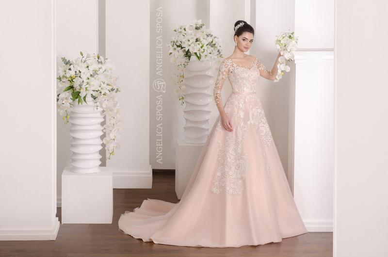Свадебное платье Angelica Sposa 5004