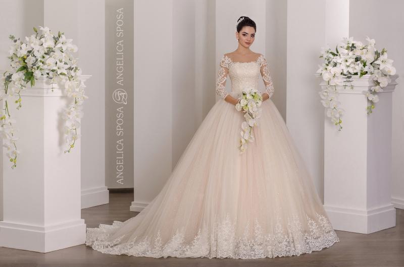 Suknia ślubna Angelica Sposa 5005