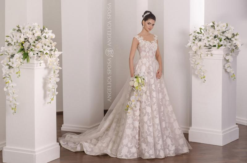 Brautkleid Angelica Sposa 5006