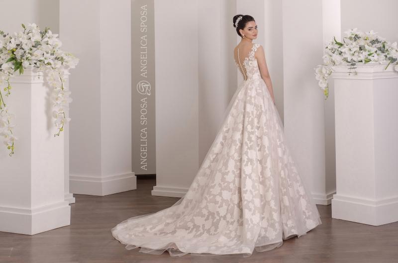 Свадебное платье Angelica Sposa 5006